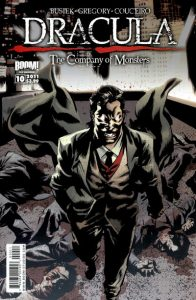 Dracula: The Company of Monsters #10 (2011)