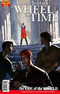 Robert Jordan's The Wheel of Time: The Eye of the World #14 (2011)