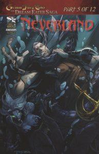 Grimm Fairy Tales: Dream Eater Saga #5 (2011)