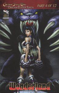 Grimm Fairy Tales: Dream Eater Saga #4 (2011)