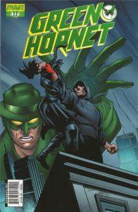 Green Hornet #17 (2011)