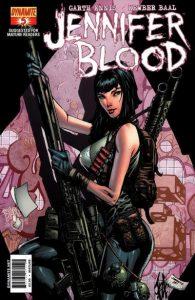 Jennifer Blood #5 (2011)