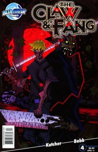 The Claw and Fang #4 (2011)