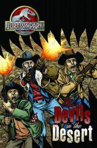 Jurassic Park: The Devils in the Desert #[nn] (2011)