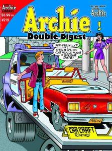 Archie Double Digest #219 (2011)