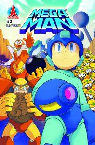 Mega Man #2 (2011)