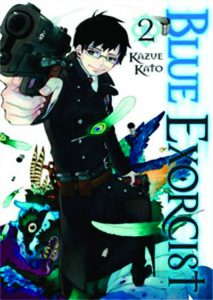 Blue Exorcist #2 (2011)