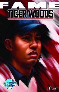 Fame Tiger Woods #1 (2011)