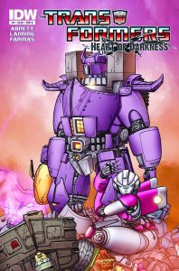 The Transformers: Heart of Darkness #4 (2011)