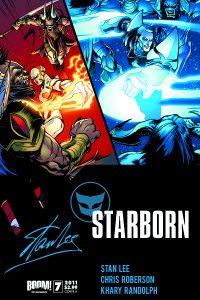 Starborn #7 (2011)