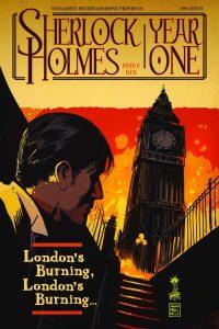 Sherlock Holmes: Year One #6 (2011)
