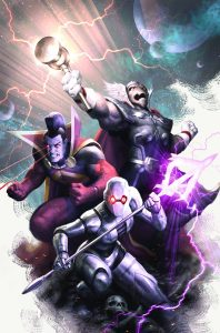 Annihilators #4 (2011)