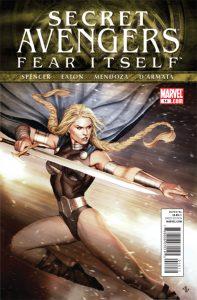 Secret Avengers #14 (2011)