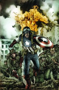All-Winners Squad: Band of Heroes #1 (2011)
