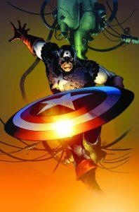 Captain America: Rebirth #1 (2011)
