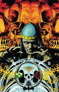 Justice League of America: Black Baptism #1 (2011)