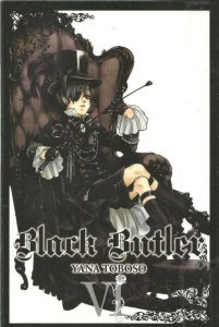 Black Butler #6 (2011)
