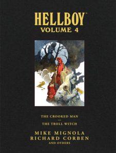 Hellboy Library Edition #4 (2011)