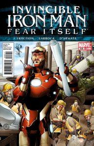 Invincible Iron Man #506 (2011)