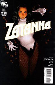Zatanna #15 (2011)