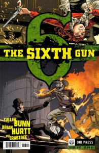 The Sixth Gun #13 (2011)