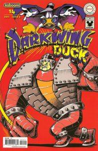 Darkwing Duck #14 (2011)