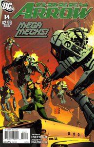 Green Arrow #14 (2011)