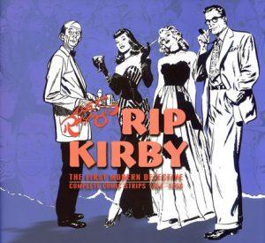 Rip Kirby #4 (2011)