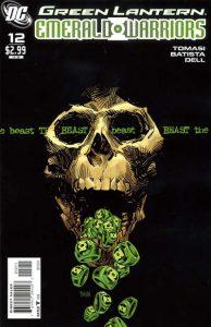 Green Lantern: Emerald Warriors #12 (2011)