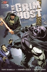 Grim Ghost #5 (2011)
