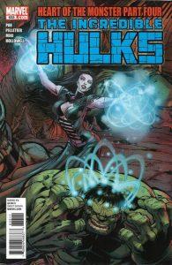 Incredible Hulks #633 (2011)