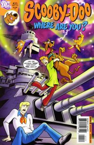 Scooby-Doo, Where Are You? #11 (2011)