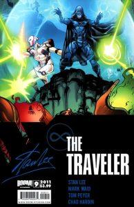 The Traveler #9 (2011)