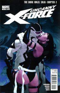 Uncanny X-Force #12 (2011)
