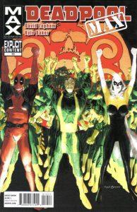 Deadpool Max #10 (2011)