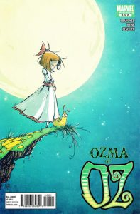 Ozma of Oz #8 (2011)