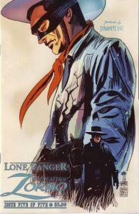 Lone Ranger & Zorro: The Death of Zorro #5 (2011)