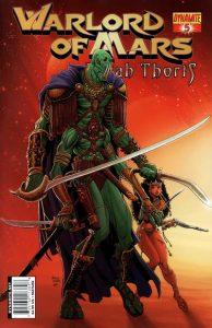 Warlord of Mars: Dejah Thoris #5 (2011)