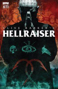 Clive Barker's Hellraiser #5 (2011)