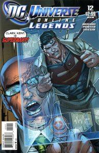 DC Universe Online Legends #12 (2011)