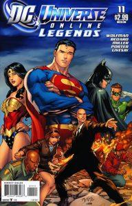 DC Universe Online Legends #11 (2011)