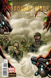 Formic Wars: Burning Earth #7 (2011)