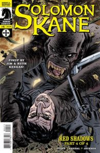Solomon Kane: Red Shadows #4 (2011)