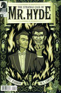 The Strange Case of Mr. Hyde #4 (2011)