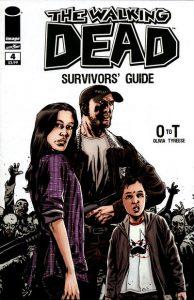 The Walking Dead Survivors' Guide #4 (2011)