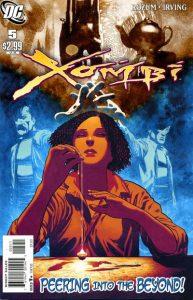 Xombi #5 (2011)