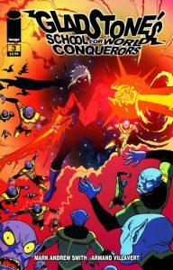 Gladstone's School for World Conquerors #3 (2011)