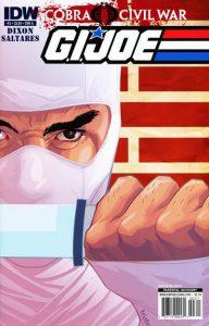 G.I. Joe #3 (2011)