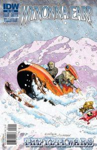 Wynonna Earp: The Yeti Wars #3 (2011)