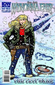 Wynonna Earp: The Yeti Wars #2 (2011)
